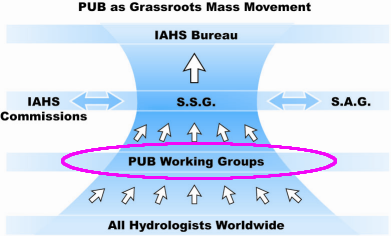 PUB as grassroots mass movement